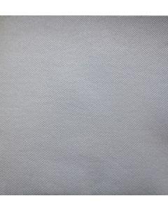 Mank stofligende serviet - 40x40cm - 50stk Sølv