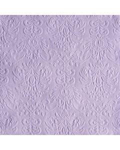 Ambiente 40x40 cm serviet - 15 stk Elegance lavender