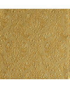 Ambiente 40x40 cm serviet - 15 stk Elegance Gold
