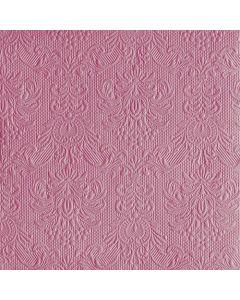 Ambiente 40x40 cm serviet - 15 stk Elegance Pale Rose