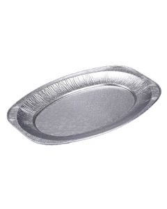 Fad butler oval 43x29 cm - 10stk