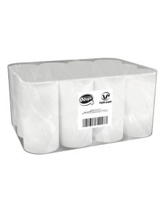 Håndklæderulle 1-lags 108m - 12rl