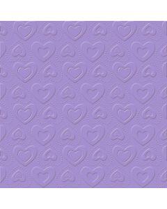 IHR carino uni violett 33x33 cm frokost serviet - 16 stk
