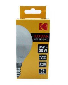Kodak LED Pære E14 - 3W