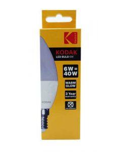 Kodak LED Kertepære E14 - 6W
