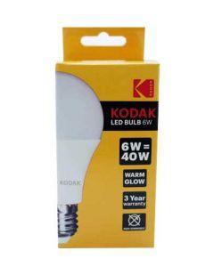 Kodak LED Pære E27 - 6W