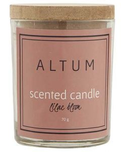 Altum Duftlys 70g - Lilac Bloom