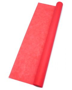 Inspirationsbordløber 30cm x 25 m - Rød