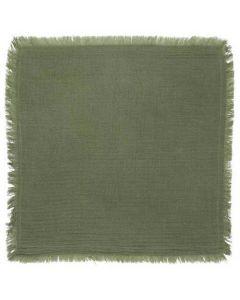 Stofserviet 40x40cm - Grøn