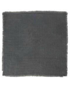 Stofserviet 40x40cm - Mørkegrå