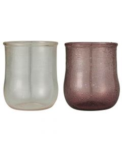 Vase Unika Mini 2 Farver - Assorteret