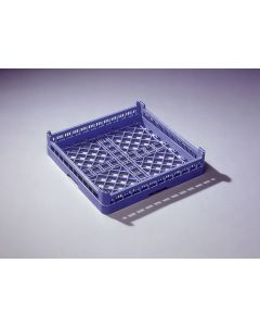Opvaskebakke - 50x50 cm - blå