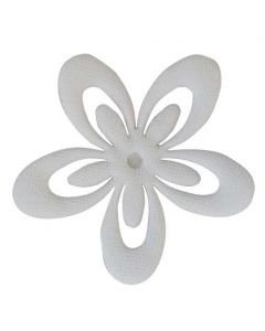 Blomst Graziella - Hvid