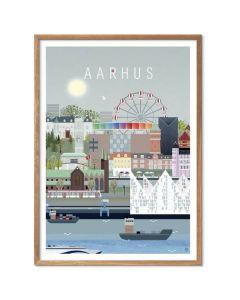 Byplakat - Aarhus