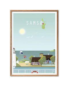 Byplakat - Samsø