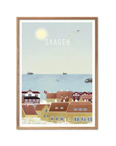 Byplakat - Skagen