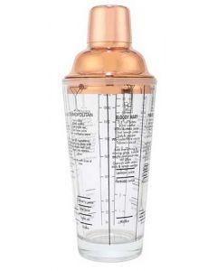 Cocktail shaker - Kobber