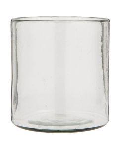 Vase glas 16cm - Hurricane