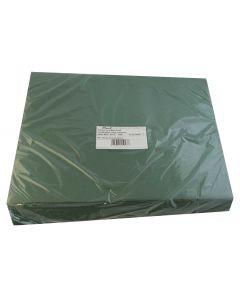 Mank dækkeserviet 30x40cm mørkegrøn 100stk