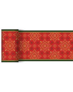 Dunicel bordløber 20meter Xmas Deco Red
