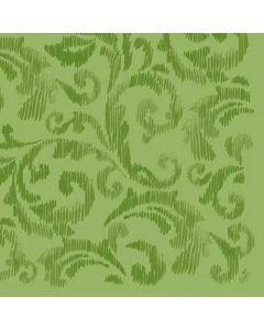 Dunilin Servietter 40x40cm Saphira Leaf Green 45stk