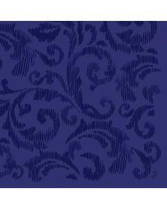 Dunilin Servietter 40x40cm Saphira Mørkeblå 45stk