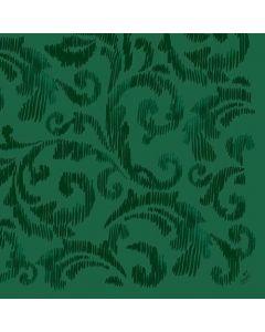 Dunilin Servietter 40x40cm Saphira Mørkegrøn 45stk