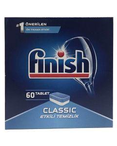 Finish Classic opvasketabs 60stk