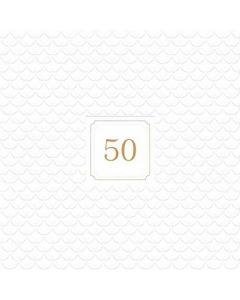 Giorno Festivo 50 gold 33x33 3-lags