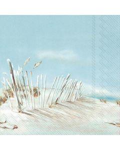 IHR Frokostserviet 33x33cm 20stk - Beach Life