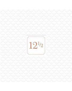 IHR Giorno Festivo 12½ kobber serviet 33x33cm 3lags 16stk