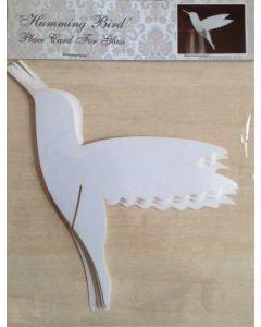 Bordkort  - 10 stk - stork