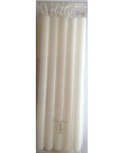 Bamse lyserød ca 3x3,5cm 12 stk pr. pose