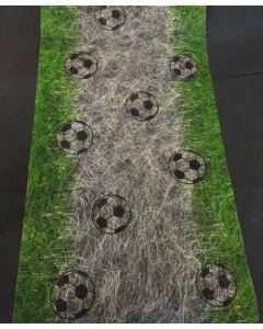 Sizoflor fodbold bordløber 0,30x5m