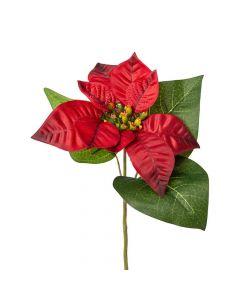 Julestjerne 35cm - Rød