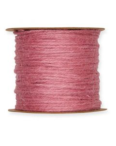 Jutesnor 50m - Lys rosa