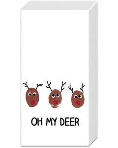 Lommeletter - Oh My Deer