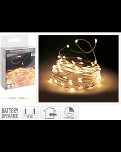 LED lyskæde 5m - 100 LED