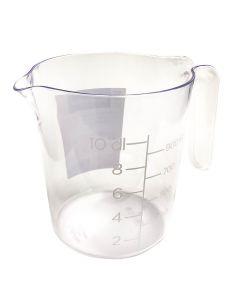 GastroMax Målekande plast 10dl