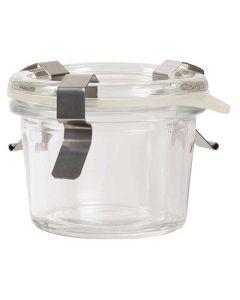 Marmeladeglas m/låg - 60ml