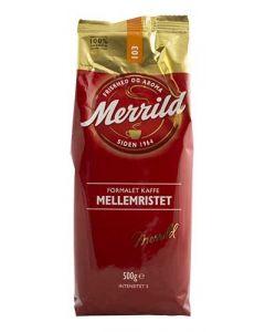 Kaffe Merrild 103 - 500g