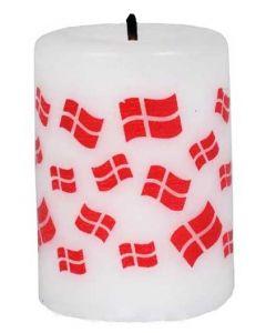Middagslys flag 4stk
