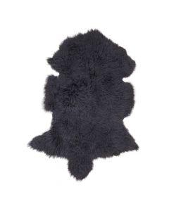 Mongolian skind 50x90cm - Grå