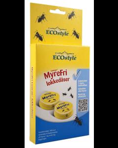 Myrelokkedåser - 2 stk