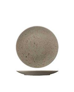 Stentøj tallerken 16cm - Natur