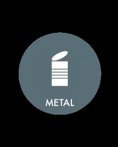 Piktogram - Metal