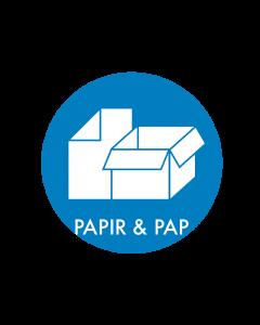 Piktogram - Papir & Pap