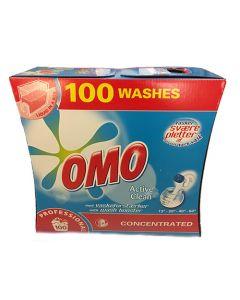 Omo flydende vaskemiddel - Hvidt tøj - 7,5L