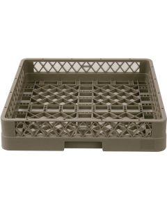 Opvaskebakke - 50x50 cm - Grå