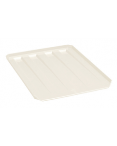 Opvaskebakke - Hvid